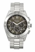 Freelook New Oversized Watch in Silver-PRE ORDER