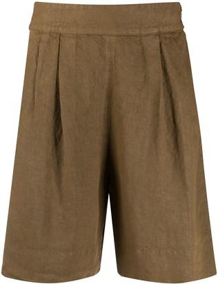 Aspesi Wide Leg Shorts