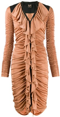 Jean Paul Gaultier Pre Owned 1990's Ruched Dress