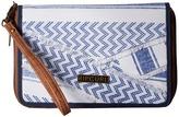 Rip Curl Del Sol Oversized Wallet Wallet Handbags