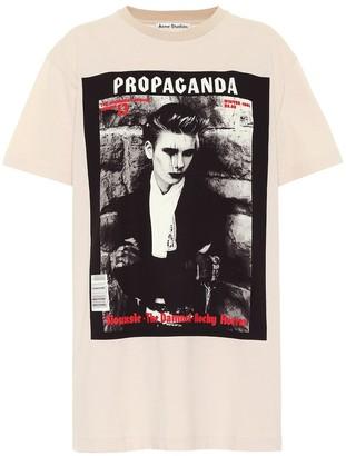 Acne Studios Propaganda Magazine T-shirt