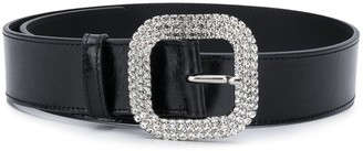 Kate Cate B20 rhinestone-embellished belt