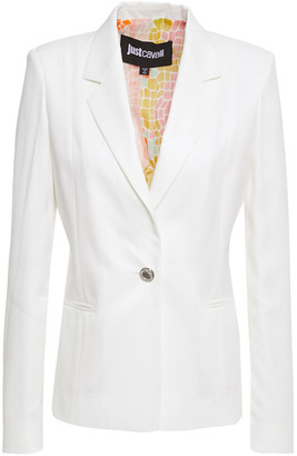 Just Cavalli Twill Blazer
