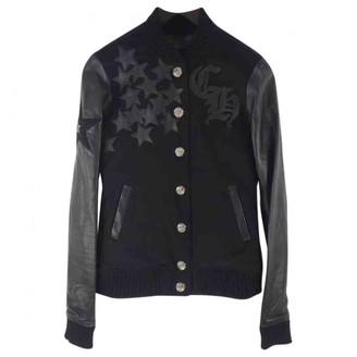 Chrome Hearts Black Cotton Jacket for Women