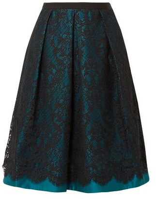 Draper James 3/4 length skirt