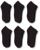 Merona Women's Casual Low Cut Socks 6-Pack