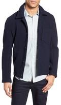 Billy Reid Men's Gunner Wool Jacket