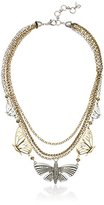Lucky Brand Mid Length Butterfly Necklace