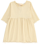 Babe & Tess Sale - Bow Back Striped Dress