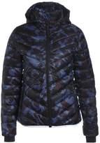 Gap AEROFAST PUFFER Outdoor jacket swoosh camo blue