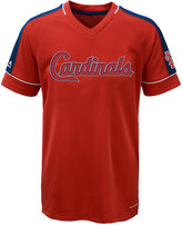 Majestic Little Boys' St. Louis Cardinals Lead Hitter T-Shirt