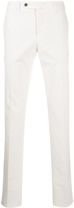 Pt01 Slim-Fit Chino Trousers