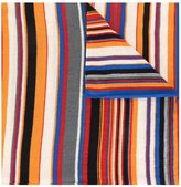 Missoni striped knit scarf - men - Acrylic/Wool - One Size