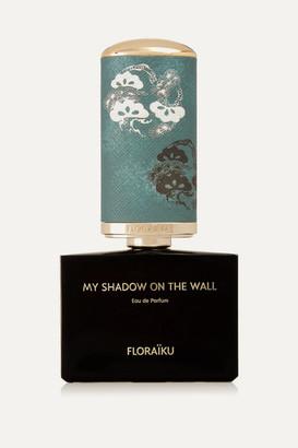 FLORAIKU My Shadow On The Wall Eau De Parfum, 50ml & 10ml - one size