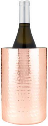 Twine Hammered Copper Bottle Chiller