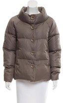 Vince Short Puffer Coat