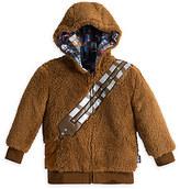 Disney Chewbacca Reversible Zip Hoodie for Kids - Star Wars