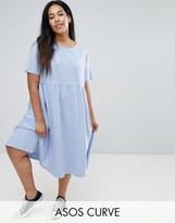 Asos Ultimate Midi Smock Dress