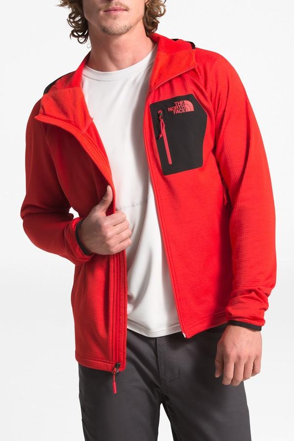 The North Face Borod Fleece Full Zip Hoodie