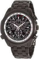 Citizen Men's Eco-Drive Perpetual Calendar Chronograph Watch BL5405-59E