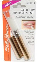 Sally Hansen 24 Hour Lip Treatment Continuous Moisture 6690-14 (.11 Oz.)