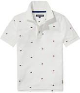 Tommy Hilfiger Mini All-Over Print Polo S/S