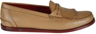 Dolce & Gabbana Tasseled Loafers