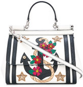 Dolce & Gabbana mini Sicily tote - women - Leather - One Size
