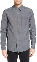 Current/Elliott Slim Fit Linen & Cotton Sport Shirt