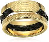 Noir Hiss Ring