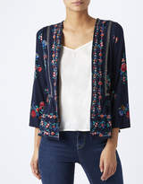 Monsoon Patty Print Cover Up