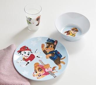 Pottery Barn Kids PAW Patrol Tumbler, Plate, and Bowl Set