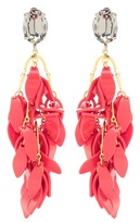 Marni Embellished Clip-on Earrings