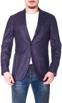 Barba Napoli Barba Wool Jacket