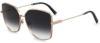 Givenchy 61MM Oversized Square Sunglasses