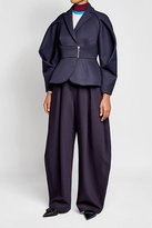 DELPOZO Structured Jacket with Wool