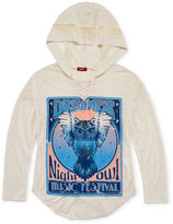Arizona Girls Graphic Hoodie - Girls 7-16 and Plus