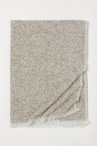 H&M Boucle Throw - Brown