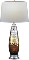 Dale Tiffany Springdale By Springdale 30.5In Coppula Mosaic Art Glass Table Lamp