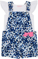 Little Lass Shortall and Tee Set - Toddler Girls 2t-4t