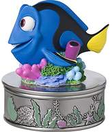 Precious Moments Precious Moments, Disney Showcase Dory Trinket Box, Keep Swimming, Resin/Zinc Alloy, #171705