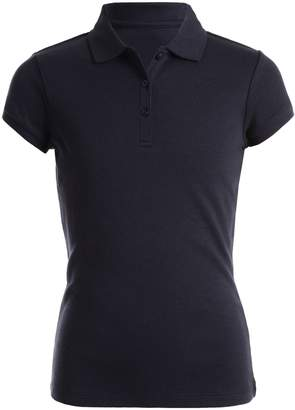 Nautica Little Girl's Cotton Blend Polo