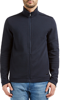 Hugo Boss Boss Green C-fossa Reversible Jersey Jacket, Navy
