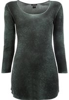 Avant Toi washed effect jumper - women - Viscose - XS