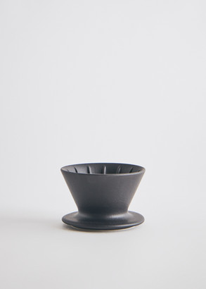 HMM Patio Pour-Over Coffee Dripper in Black