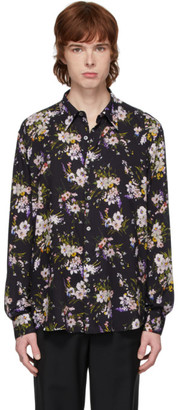 Davi Paris Black Adeline Shirt