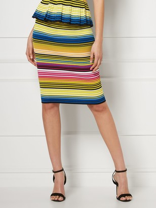New York & Co. Titiana Sweater Skirt - Eva Mendes Collection