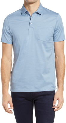 Reiss Elliot Cotton Polo