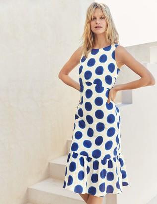 Constance Linen Dress