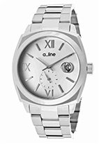 A Line a_line Women's AL-80014-22S Dashuri Light Silver Dial Stainless Steel Watch